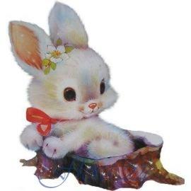 игрушка зайчик